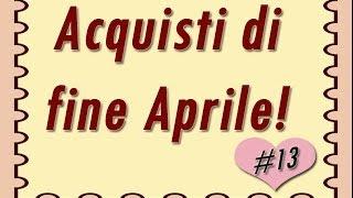 Video acquisti di fine Aprile! - fimo, to-do clay, perle, minuteria, gomma siliconica - update #13