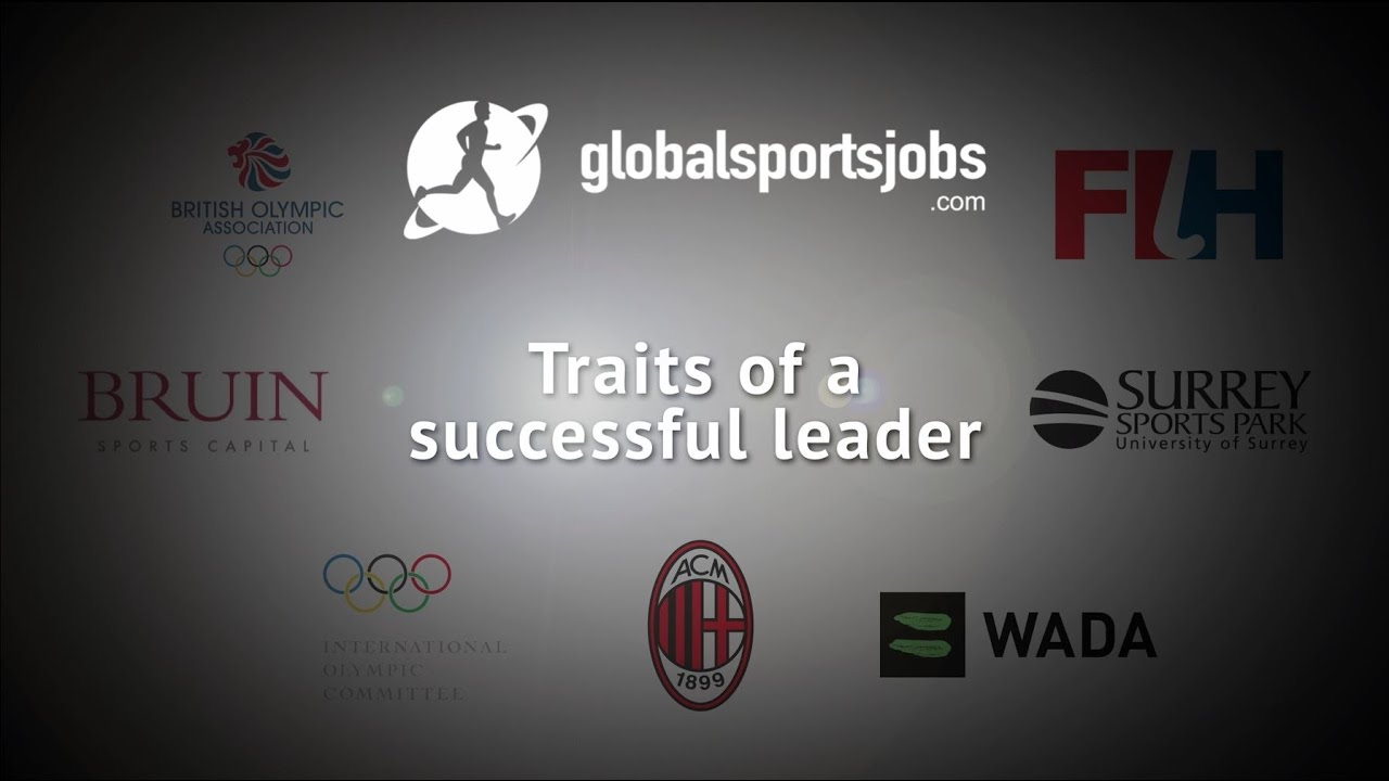The Traits of a Successful Leader in Sport