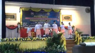 Festival Nasyid Peringkat Negeri Perlis - AL MAAD - Lagu Ke-2