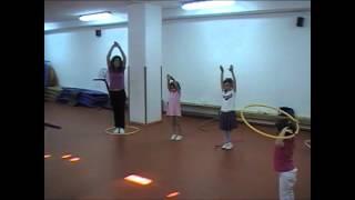 Gym&Play Cerc si panglica