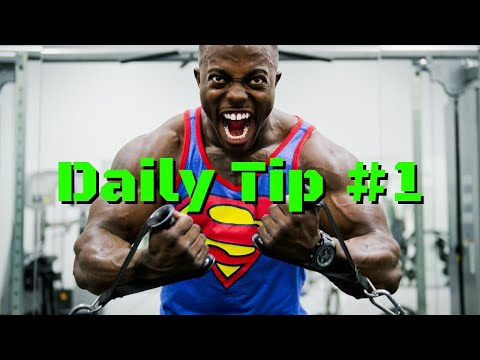 Daily Tip #1