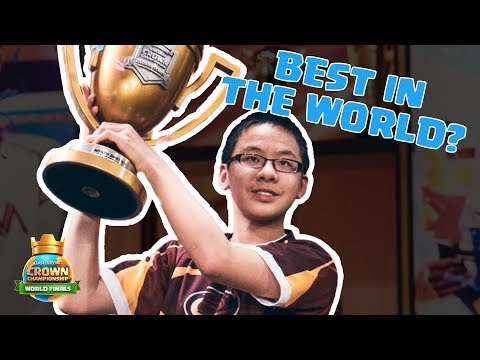 Is Music Master the Best in the World? - Clash Royale CCGS World Finals