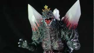 S.H. Monster Arts Space Godzilla Review