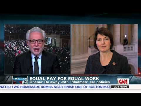 McMorris Rodgers on equal pay