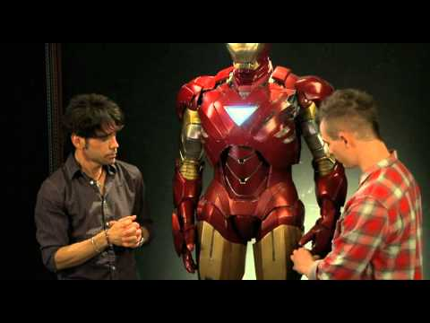 Marvel Universe - What Would It Take? - Recreating Iron Man's Armour