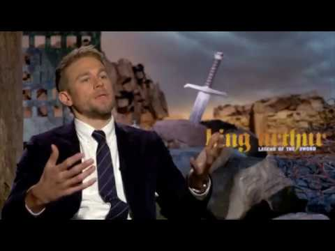 Guy Ritchie gave Charlie Hunnam role to get him off his doorstep | Newshub
