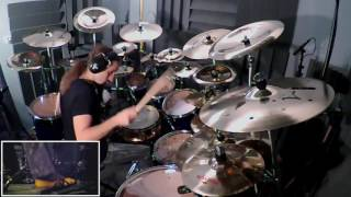 Racer X - Technical Difficulties (Drum Cover by Panos Geo)
