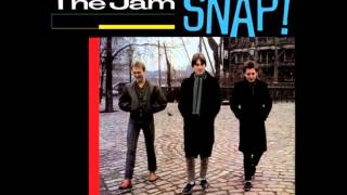 The Jam - Strange Town (Compact SNAP!)