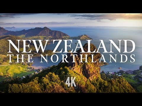 Northlandia - Far North New Zealand by Drone