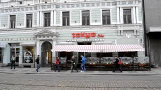アキーラさん散策!ラトビア・リガ・新市街1,New-city,Riga,Latvia