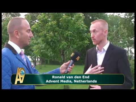 Ronald van den End - Advent Media, Netherlands