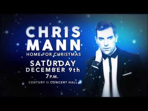 Wichita Grand Opera presents Chris Mann: Home for Christmas, December 9
