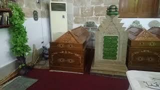 مقام الشيخ محي الدين بن عربي (سوريا - دمشق)