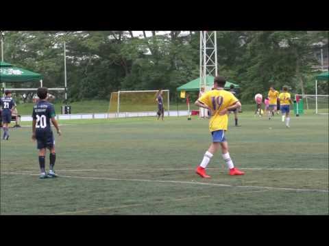 2017 JSSL Singapore 7s - U16 JSSL Elite vs. Asia Pacific Soccer School HK