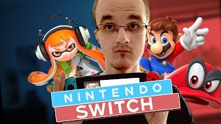 I Got the Nintendo Switch! - My Impressions & Thoughts
