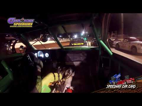 #A23 Andrew Rich - Extreme 4 - 12-1-19 Cherokee Speedway - In-Car Camera