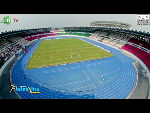 Finishline - Rugby Game | Philippine Volcanoes at Philippine Sports Stadium Part 2