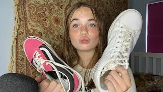 ASMR SHOE COLLECTION AND TONGU…