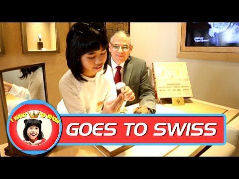 Jam Tangan Harga 5 Milyar Asli Swiss! Beruntung Bgt Alifa - I Want To Know (1/7)