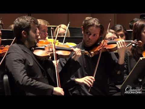 ASU Symphony Orchestra performs Berlioz: Symphony Fantastique, op. 14