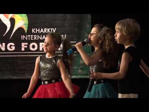 "Color Music ""KHARKIV INTERNATIONAL SONG FORUM"" 2017 Звуки музыки"