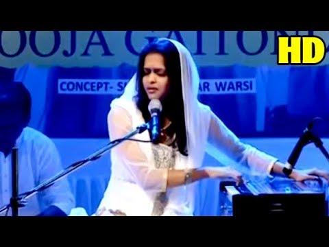 Mann Kunto Maula | BEST of SUFISM | Pooja Gaitonde | Live Concert