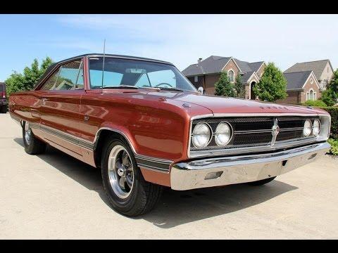 1967 Dodge Coronet 500 For Sale - YouTube  1967 Dodge Coro...