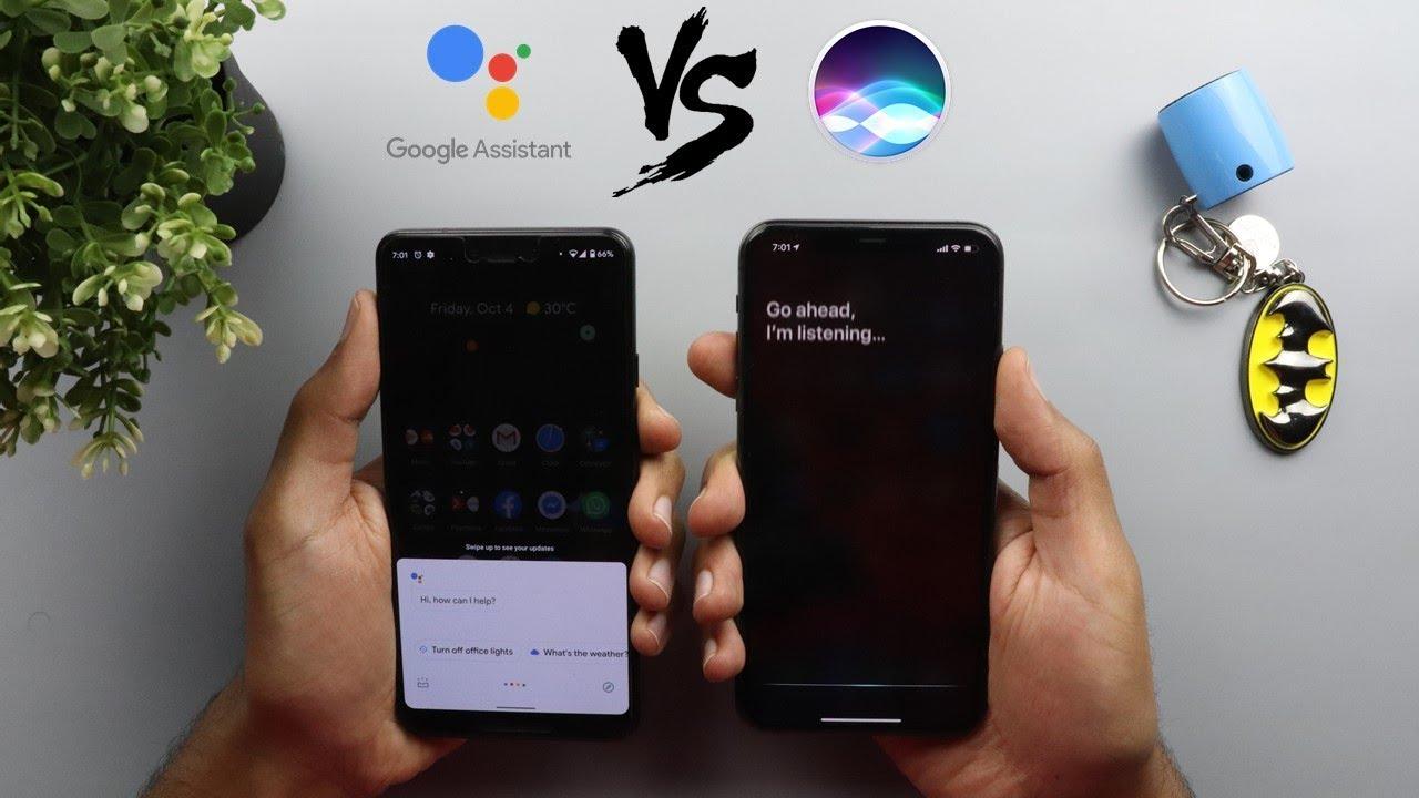 Photo of Google Assistant vs Siri on Pixel 3 XL and iPhone 11 Pro Max – 2019 Refresh. – شركة ابل