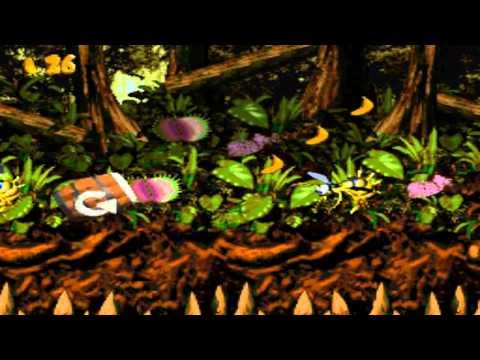 Donkey Kong 2 Parte 9 - la etapa más de mierda de DK2 - español por wladyalx2