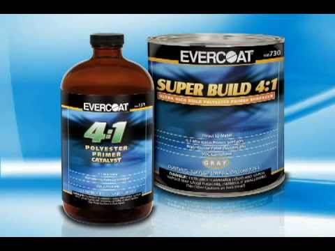 Evercoat Super Build 4 to 1 primer