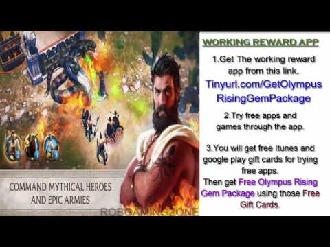 Olympus Rising - Tips - Tricks - Strategies - Get Gem Package Faster - IOS ANDROID !