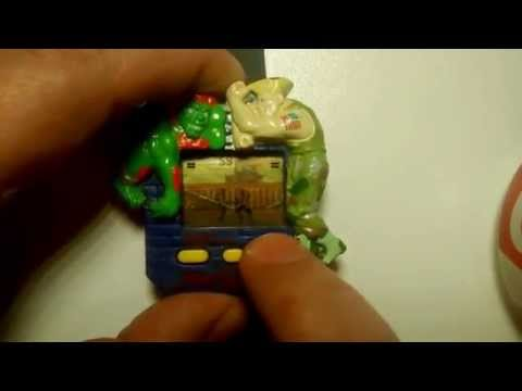 Tiger Electronics Street Fighter II Game Watch
