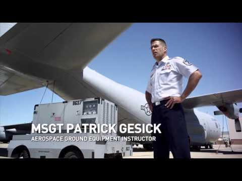 US Air Force Aerospace Ground Equipment (AGE) | 2A6x2 - YouTube