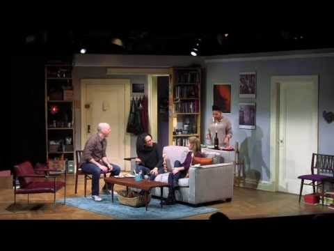 THE CALL by Tanya Barfield (Playwrights Horizons/Primary Stages)