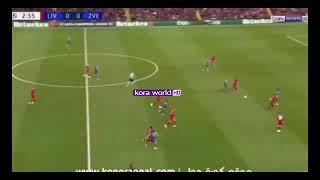 ملخص مباره ليفربول ضد النجم الأحمر