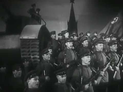 """""""Несокрушимая и легендарная"""" - Песня о Советской Армии (1943)"""