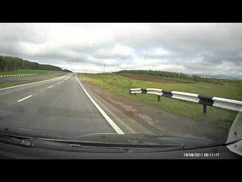 видео: Подстава от ГИБДД Татарстана на трассе М7