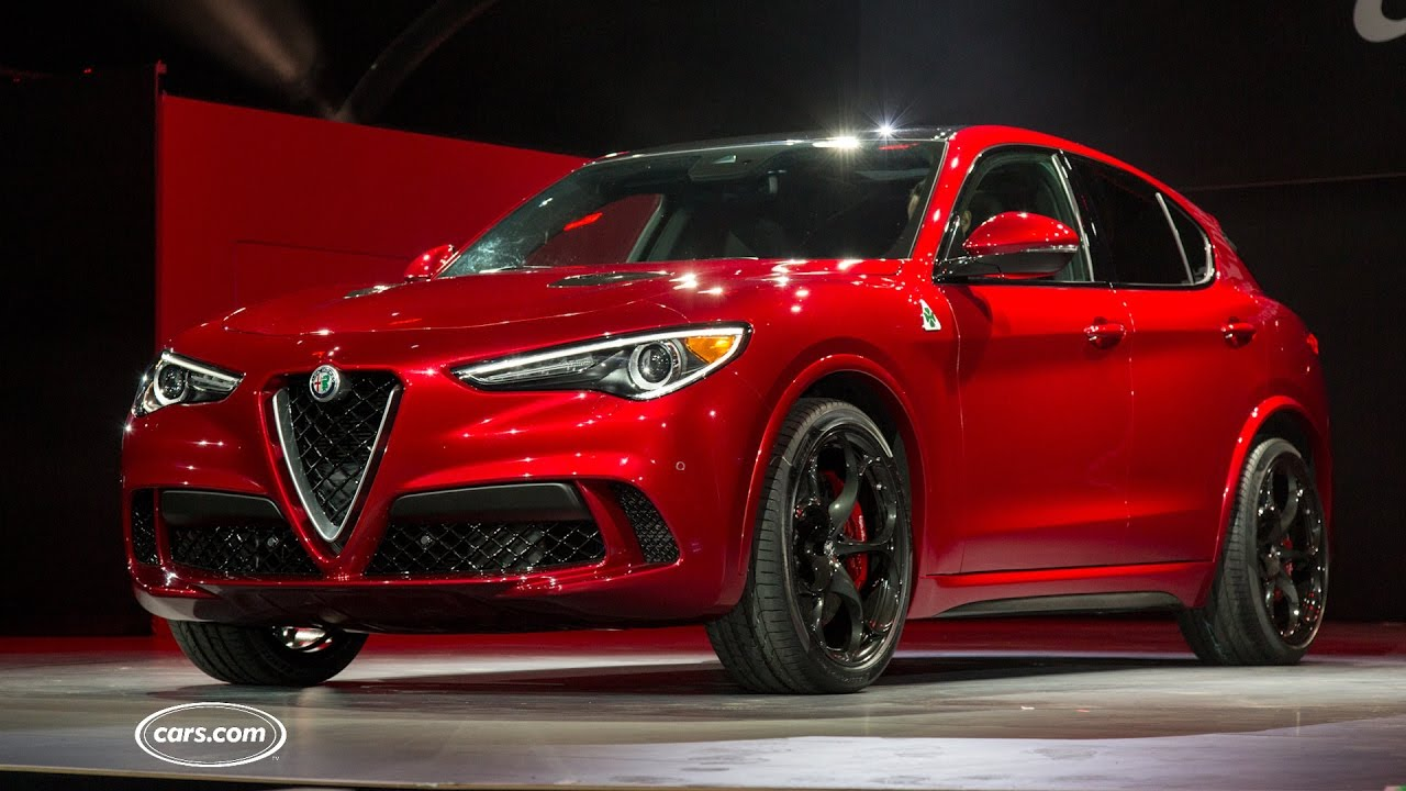 2018 Alfa Romeo Stelvio Review First Impressions Youtube