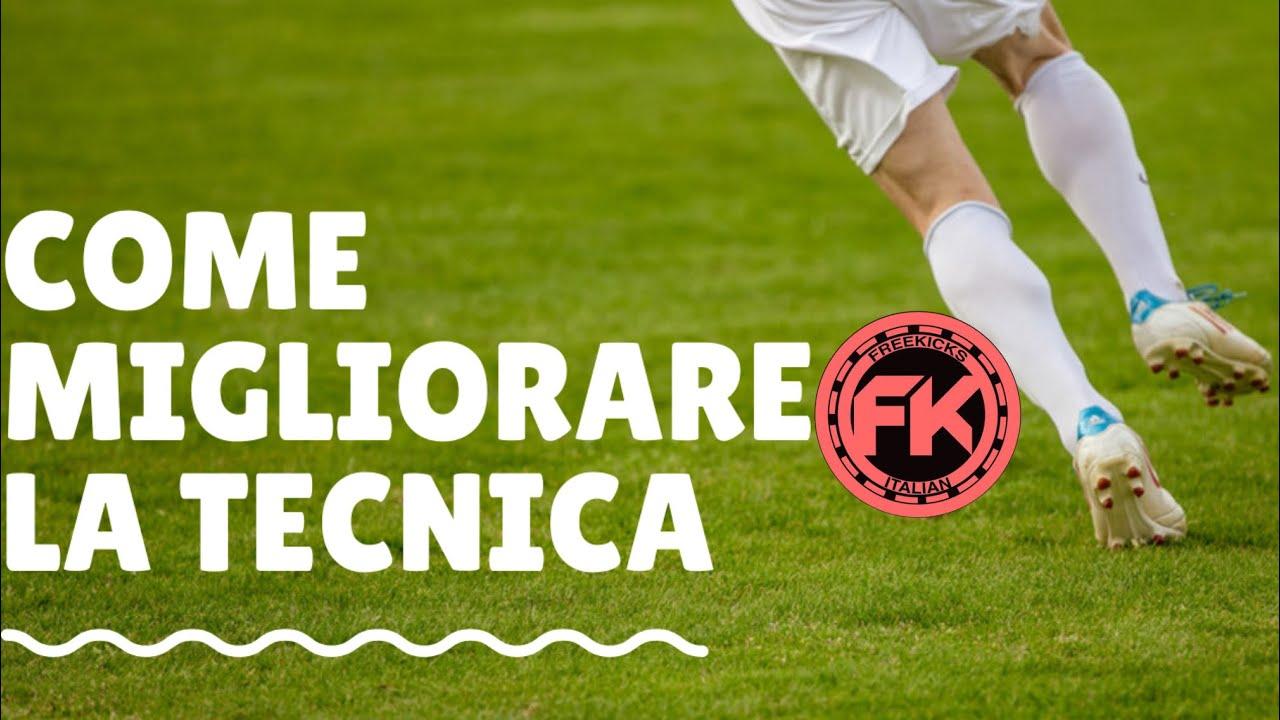 COME MIGLIORARE LA TECNICA-3 FACILI  ESERCIZI