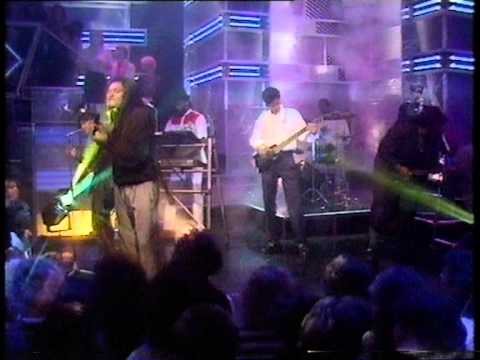 Maxi Priest - Wild World - Top Of The Pops - Thursday 9th June 1988