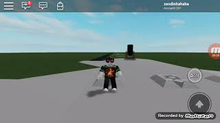 I PLAYED ROBLOX IS SO FUNNY.
