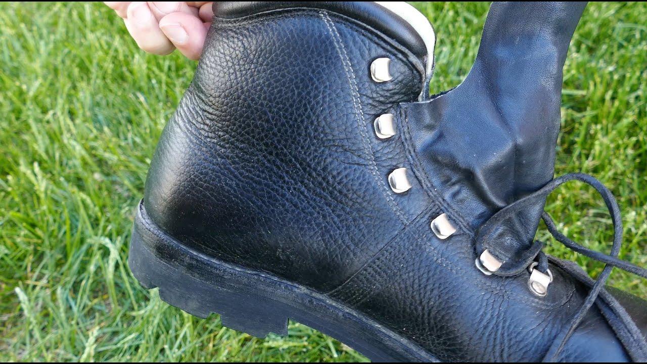 5a14b2141da Best Boots EVER - Limmer Custom in 4k UHD