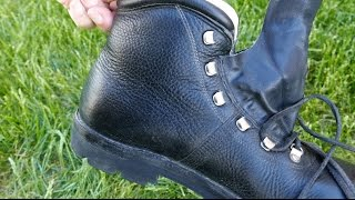 Boots EVER - Limmer Custom in 4k UHD