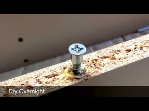 How To Fix a Stripped Wood Screw