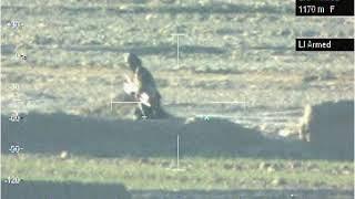 Taliban setting up ambush