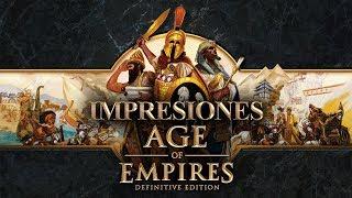 Impresiones Age of Empires: Definitive Edition   3GB