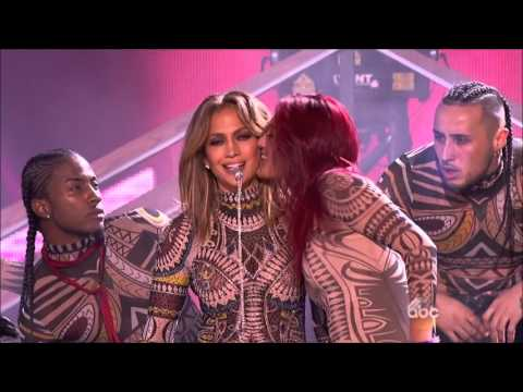 Jennifer Lopez - Medley Opening Performance (American Music Awards 2015)