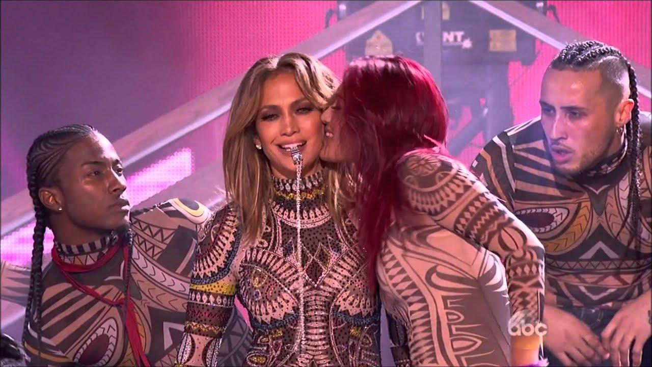 Jennifer Lopez - Medley Opening Performance (American Music Awards 2015)