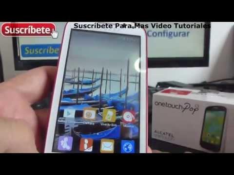Alcatel One Touch Pop C3 caracteristicas y especificaciones español