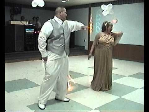 Mom and Son funny wedding dance 4-23-2011 - YouTube